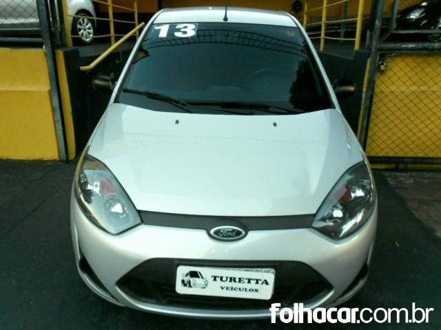 Ford Fiesta Hatch Hatch. Rocam 1.0 (flex) - 12/13 - 24.900