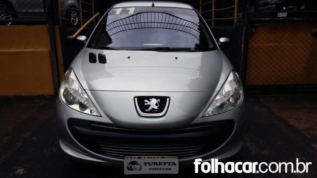 Peugeot 207 Hatch XR 1.4 8V (flex) 4p - 10/11 - 19.900