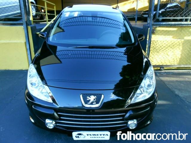 Peugeot 307 Hatch. Presence Pack 1.6 16V (flex) - 10/11 - 26.900