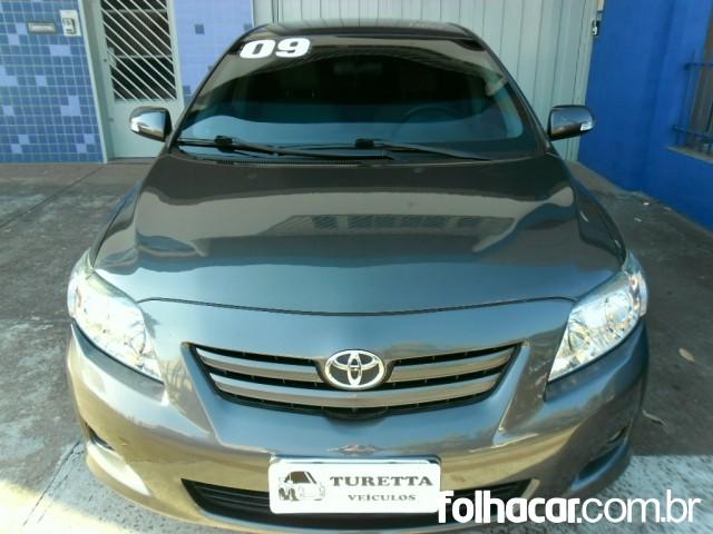Toyota Corolla Sedan XEi 1.8 16V (flex) (aut) - 08/09 - 44.900