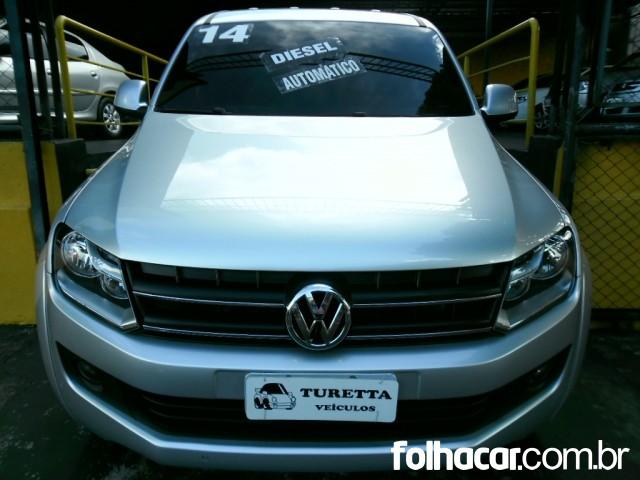 Volkswagen Amarok 2.0 TDi CD 4x4 Trendline (Aut) - 13/14 - 99.900