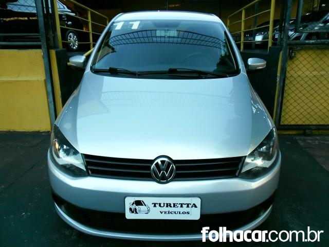 Volkswagen Fox 1.6 8V (flex) - 10/11 - 27.900