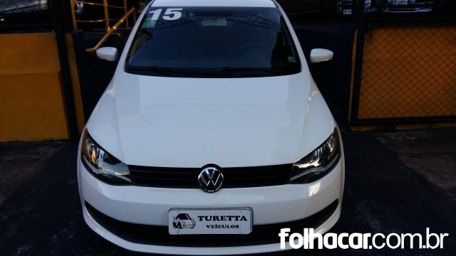 Volkswagen Voyage 1.0 (G6) Flex Comfortline - 14/15 - 33.900