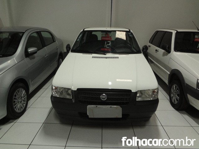 Fiat Uno Way 1.0 8V (Flex) 2p - 11/12 - consulte