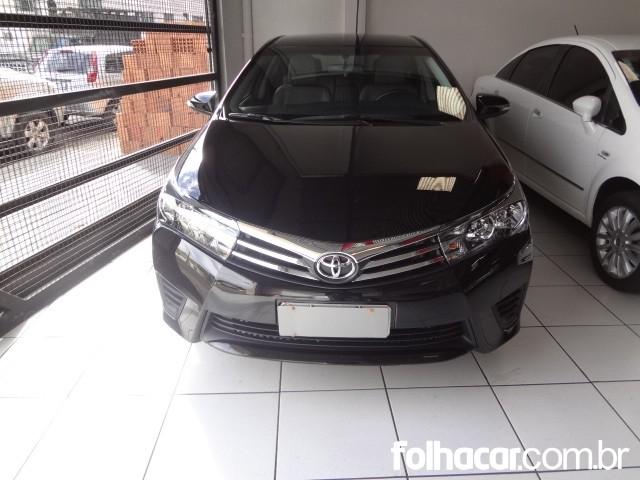Toyota Corolla Sedan 1.8 Dual VVT-i GLi Multi-Drive (Flex)(Couro) - 15/16 - consulte