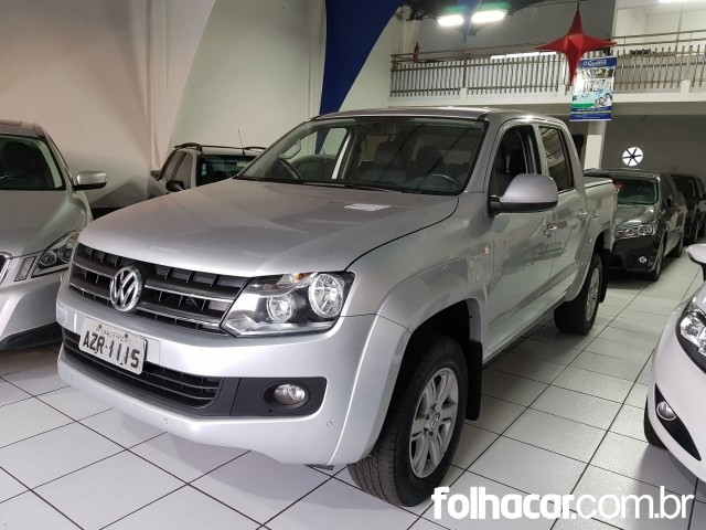 Volkswagen Amarok 2.0 TDi CD 4x4 Trendline - 15/15 - consulte
