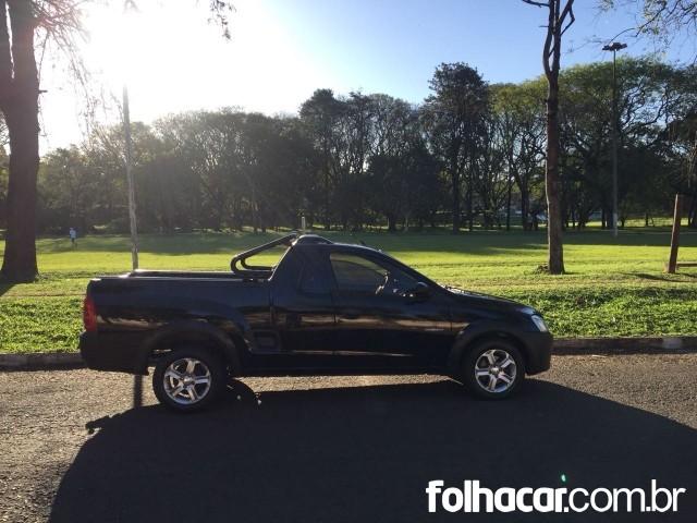 Chevrolet Montana Conquest 1.4 (flex) - 08/08 - 19.900