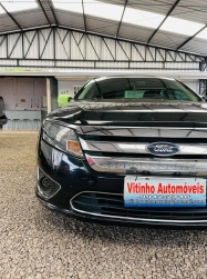 Fusion 3.0 V6 4WD SEL