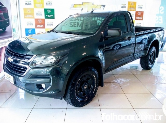 Chevrolet S10 Cabine Simples S10 2.8 CTDi Cabine Simples LS 4WD - 16/17 - 95.000