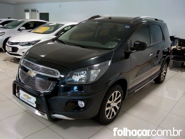 Zacarias Chevrolet Campo Mouro Chevrolet Spin Activ 18 Flex