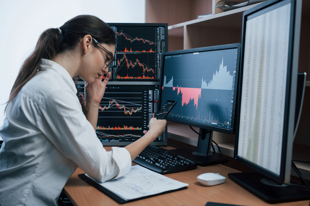 Invertir en bolsa de valores