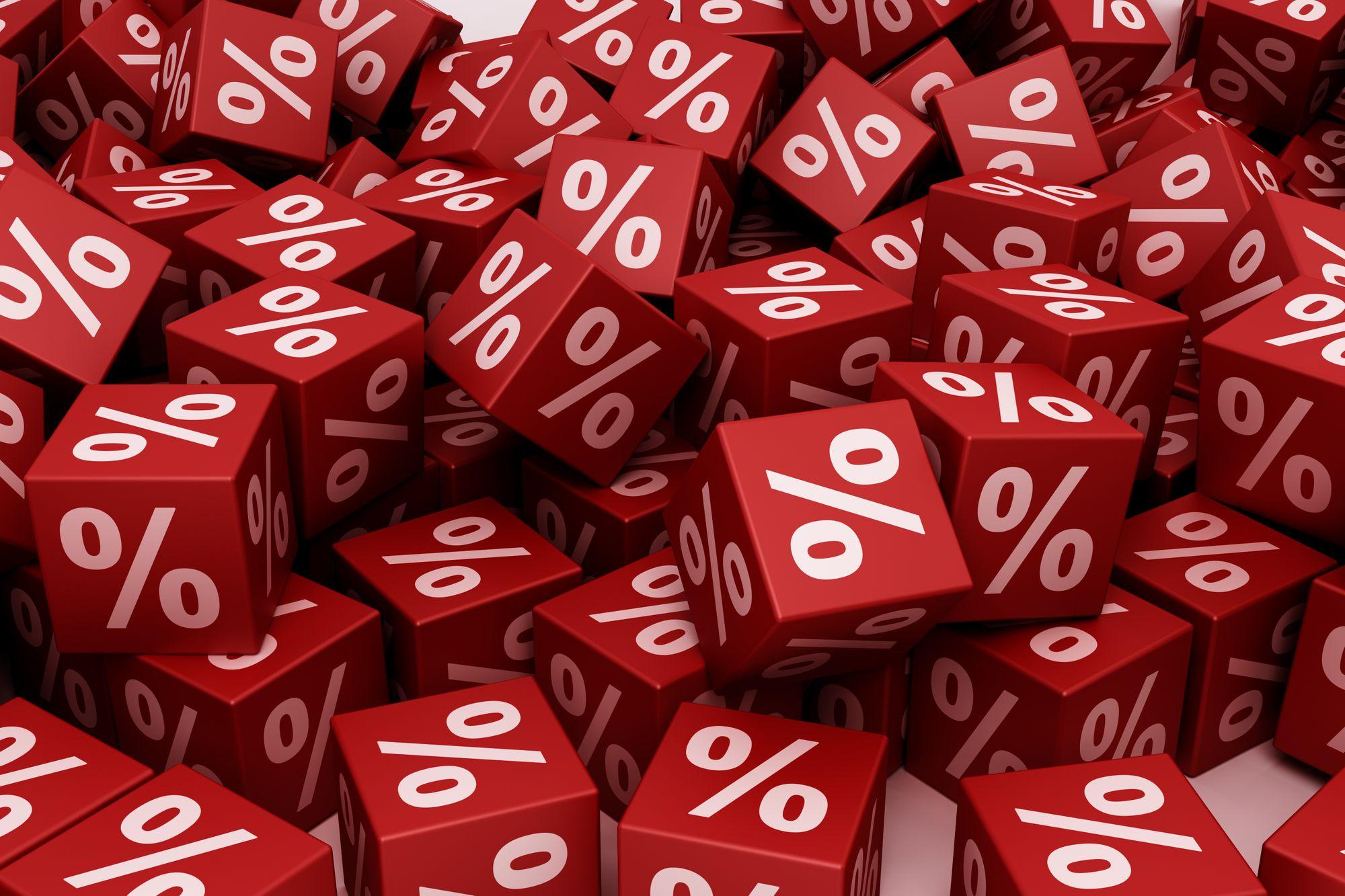 ¿Cuáles son los diferentes tipos de interés?