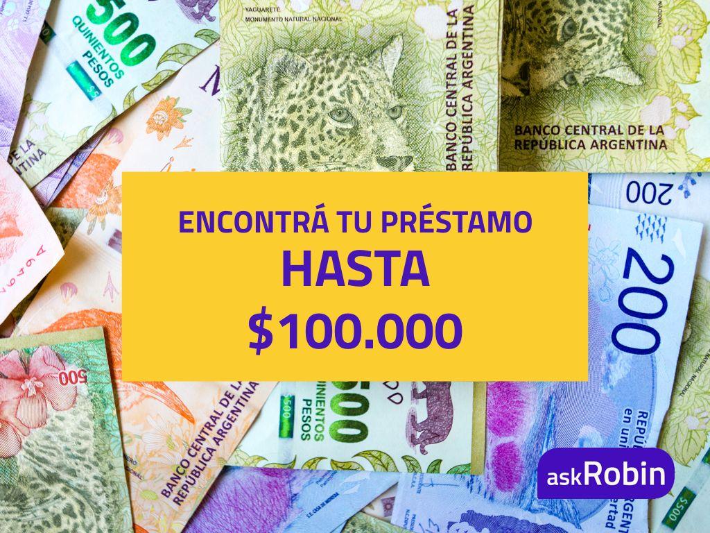 askRobin es tu buscador de préstamos gratuito - solicita hasta 100 mil pesos en línea