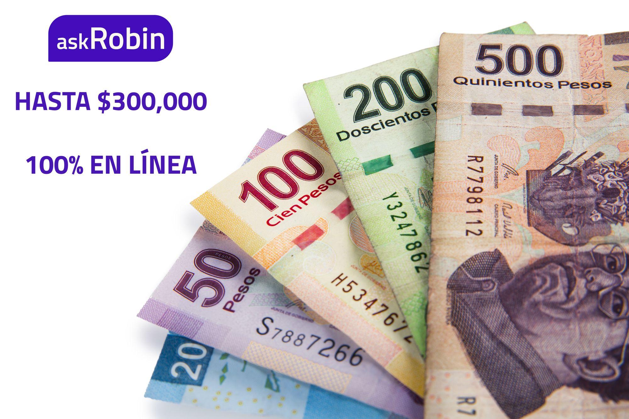 Créditos personales en México - askRobin