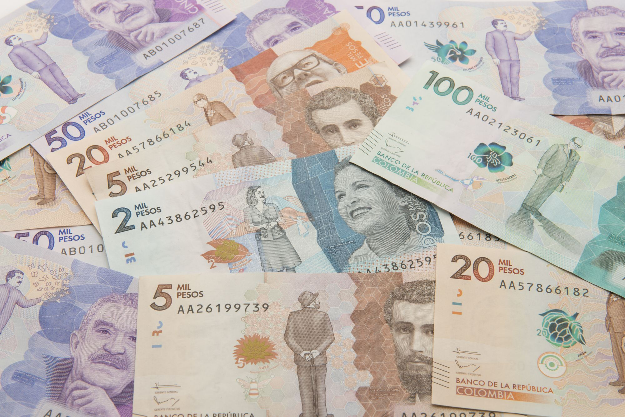 Las divisas más importantes en Latinoamérica para invertir