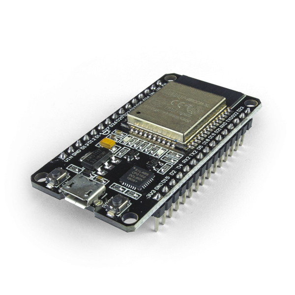 ESP32 - WiFi & Bluetooth