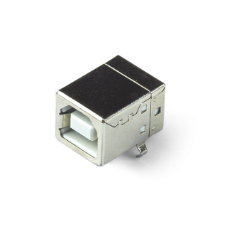 conector usb b fêmea cabos e conectores robocore