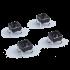Chave Momentânea (PushButton) - Pacote com 4 unidades - 398_1_L.png