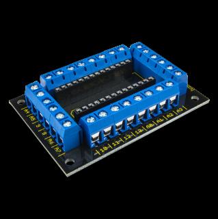 Arduino Shield - Pro Mini Screw Shield - RoboCore