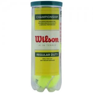 BOLA TENIS CHAMPION CHIP REG DUTTY KIT C/3 WILSON