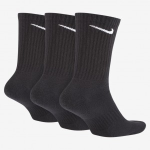 MEIA NIKE EVERYDAY CUSH CREW 3PARES 3/4 FA20