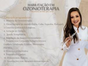 Curso de Habilitação em Ozonioterapia