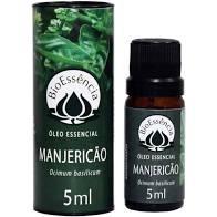 OLEO ESSENCIAL DE MANJERICAO 5ML