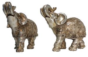 Escultura Elefante Indiano