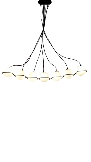 Pedente Carlota Bella Iluminação