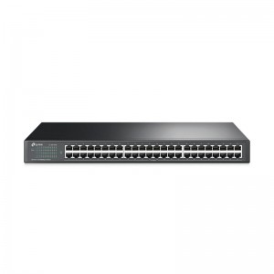 SWITCH 48 PORTAS 10/100 MBPS P/RACK TL-SF1048 TP-LINK@