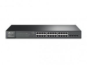 SWITCH TP-LINK 24P T1600G-28PS GIGA POE(SG2424P)