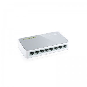 SWITCH 08 PORTAS 10/100 MBPS TL-LS1008 TP-LINK@
