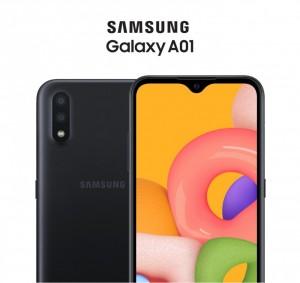 Samsung A01 SM-A015M/DS 32GB Preto