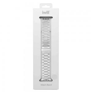 Pulseira Apple Watch® WatchBand iWill - Aço Inoxidável