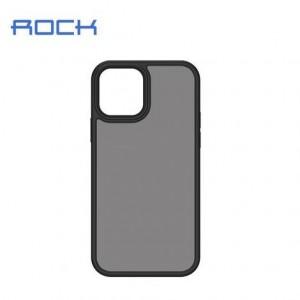 Capa de Proteção Preta Rock Guard Pro iPhone 12 6.1''