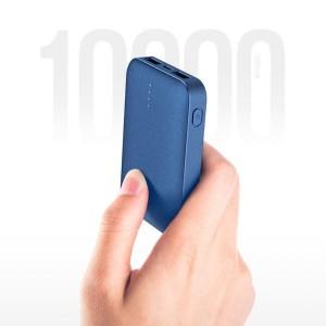Bateria Portátil Mini Power Bank P51 Rock 10000mAh