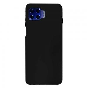 Capa de Proteção Simple Smooth Case Moto G 5G Plus Preto