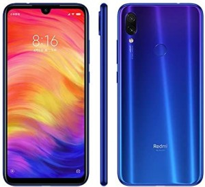 Xiaomi Redmi Note 7 64GB Azul Netuno