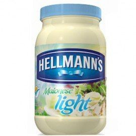 Maionese Hellmanns Light 250g