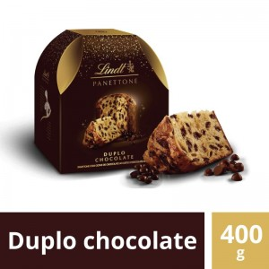 Panettone Lindt Duplo Chocolate 400g