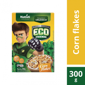 Corn Flakes Native Eco Friends Orgânico 300g