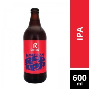 Cerveja American Red Roter 600ml