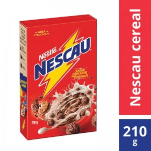 Cereal Nestle Nescau Integral 210g