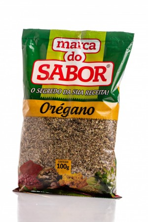 Orégano Marca Do Sabor 100g