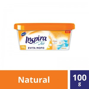 Antimofo Inspira Natural 100g
