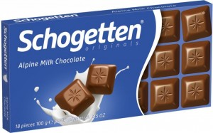 Chocolate Alpine Milk Schogetten 100g