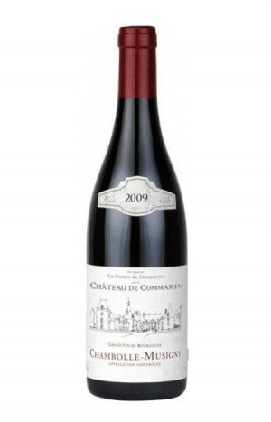 Vinho Chateau Commarin Chambolle 750ml