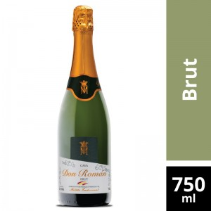 Cava Don Roman Brut 750ml