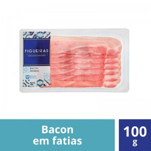 Bacon Figueiras Fat 100g