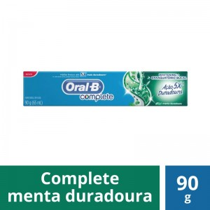 Creme Dental Oral B Complete 90g
